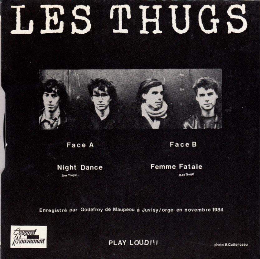 Les Thugs - Femme Fatale - 41 Rooms - show 66