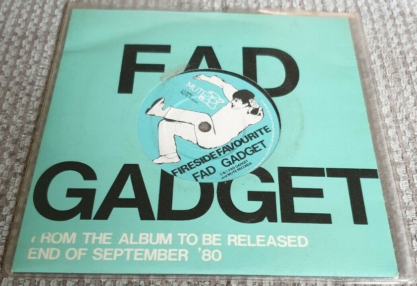 Fad Gadget - Fireside Favourite - 41 Rooms - show 67