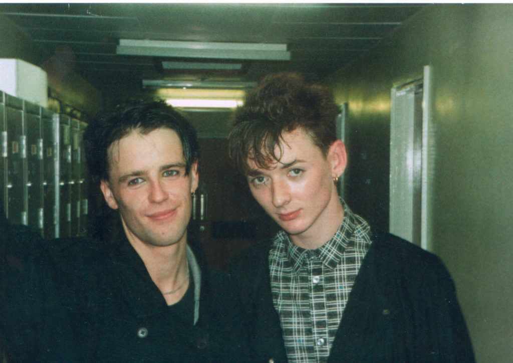 Lotus Eaters, Peter Kelly and Jerry Coyle, Bedford, 28.9.84 - 41 Rooms - show 66