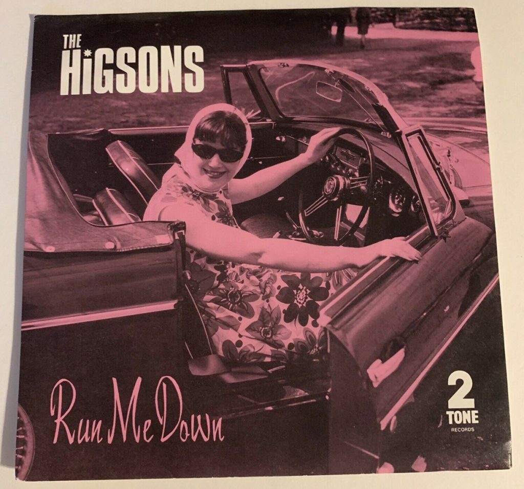 The Higsons - Run Me Down - 41 Rooms - show 67