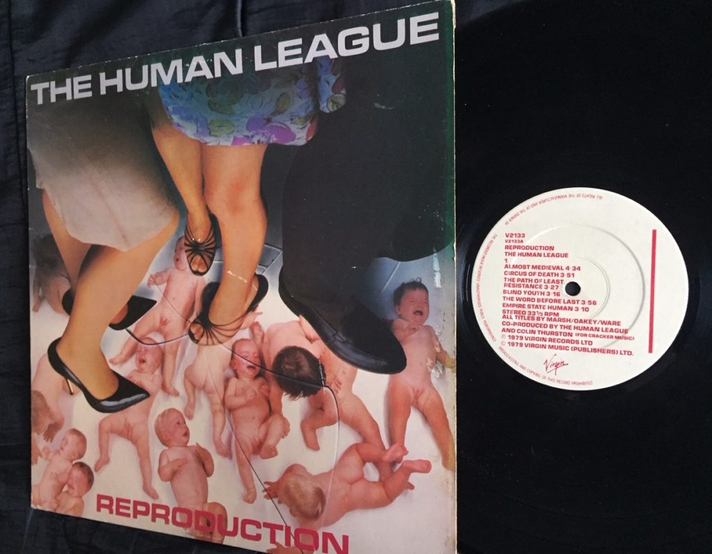 The Human League - Path Of Least Resistance - 41 Rooms - show 67