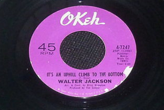 Walter Jackson - It's An Uphill Climb To The Bottom - 41 Rooms - show 67