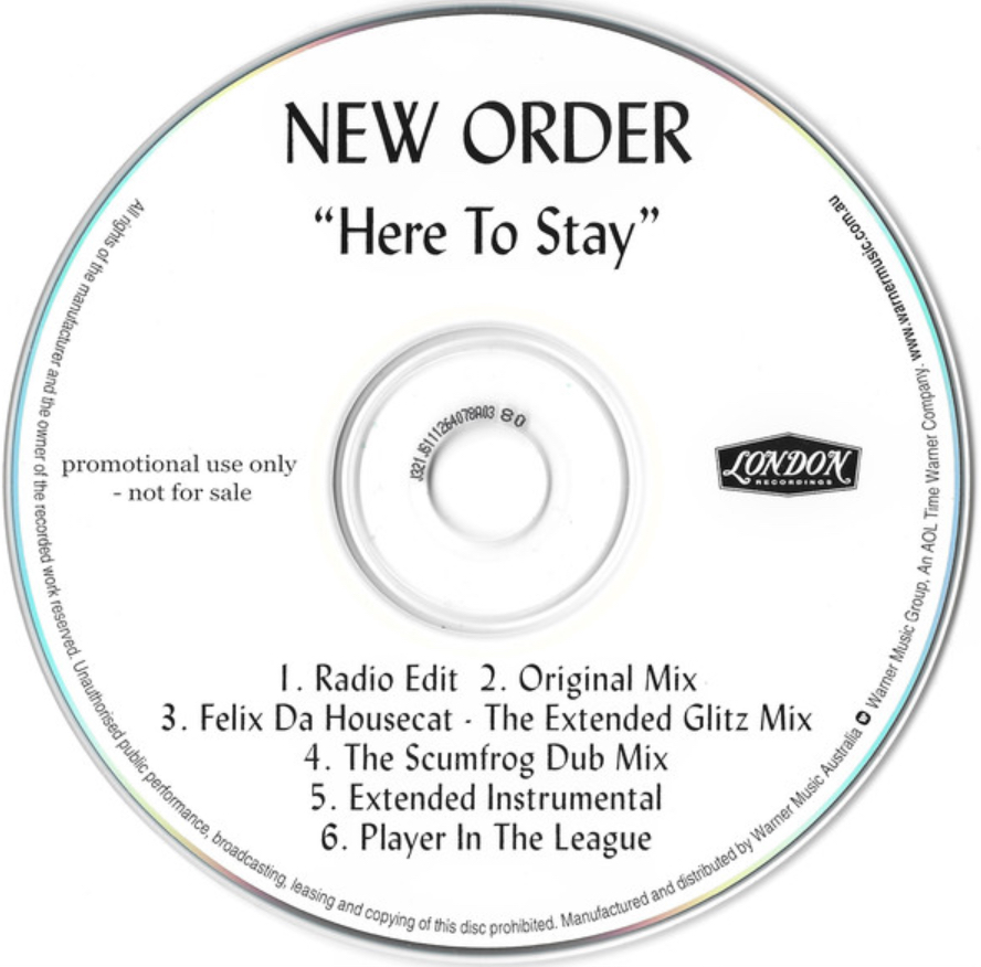 New Order - Player In The League - 41 Rooms - show 68
