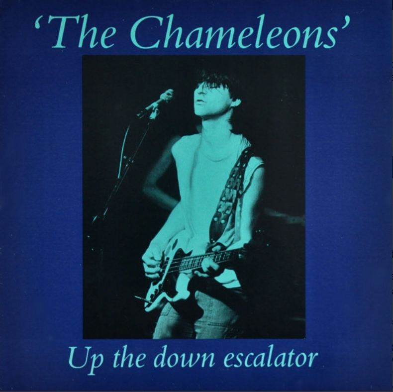 The Chameleons - Up The Down Escalator - 41 Rooms - show 68