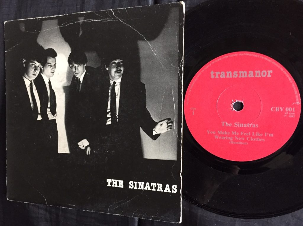 The Sinatras - You Make Me Feel Like I'm Wearing New Clothes - 41 Rooms - show 68