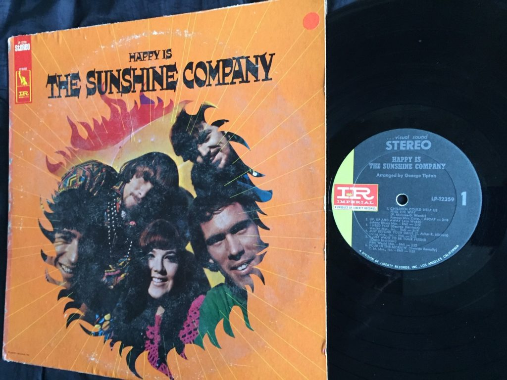 The Sunshine Company- I Need You - 41 Rooms - show 68