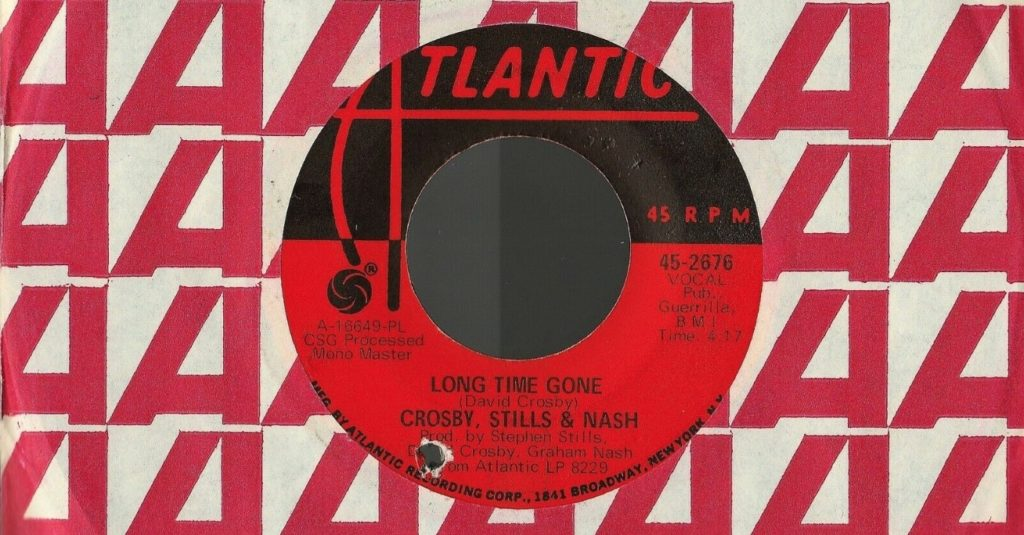 Crosby, Stills & Nash - Long Time Gone - 41 Rooms - show 69