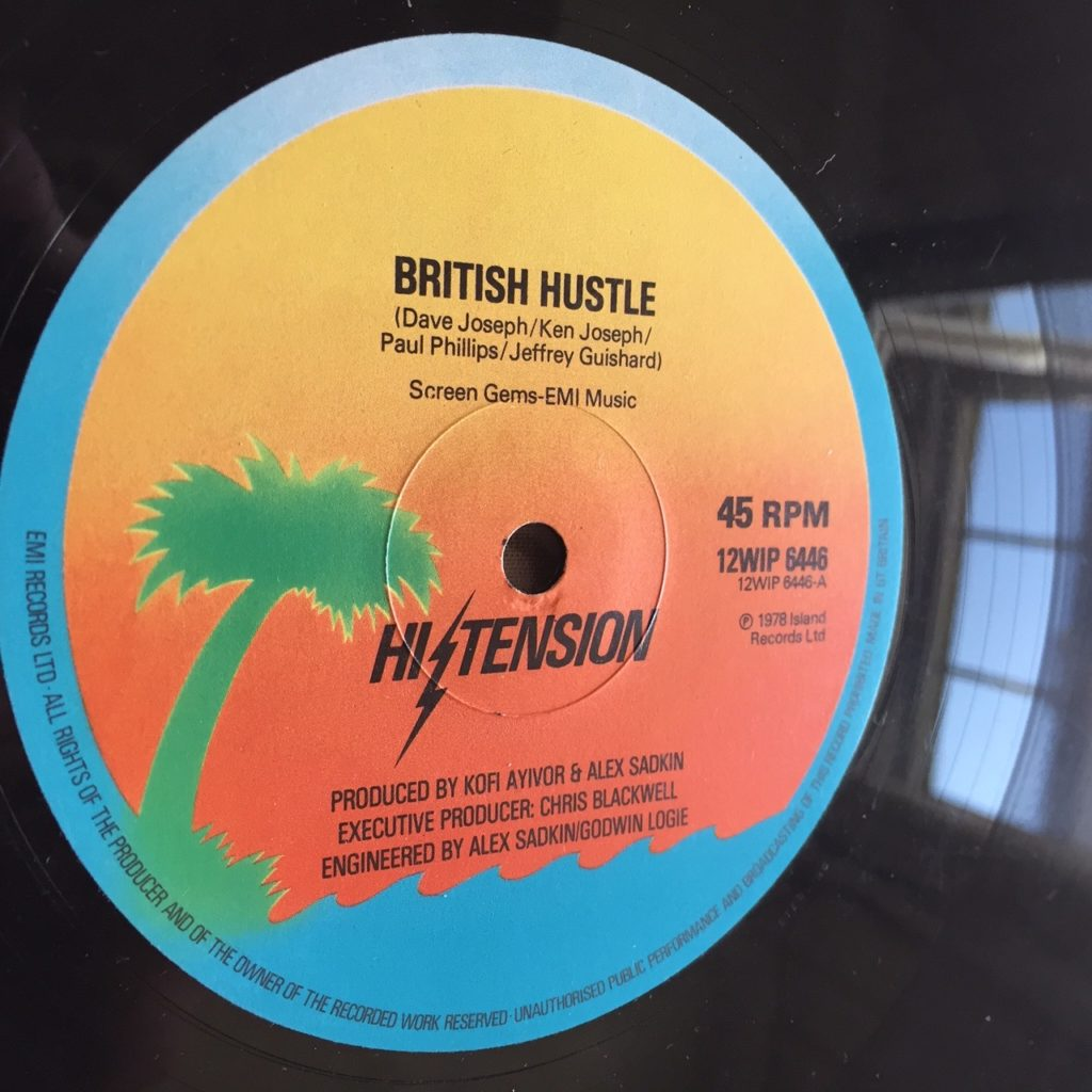 Hi Tension - British Hustle - 41 Rooms - show 69