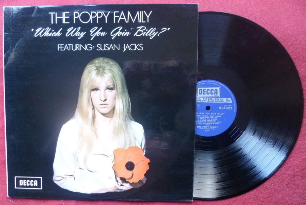 The Poppy Family - There's No Blood In Bone - 41 Rooms - show 69