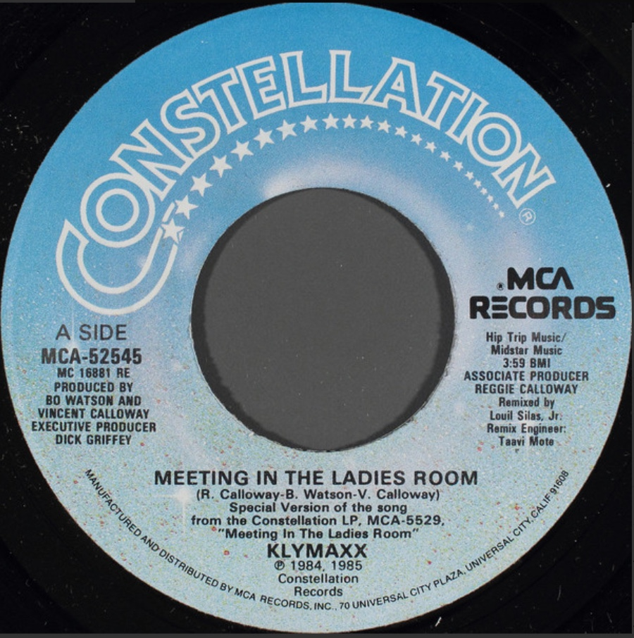 Klymaxx - Meeting In The Ladies Room - 41 Rooms - show 70