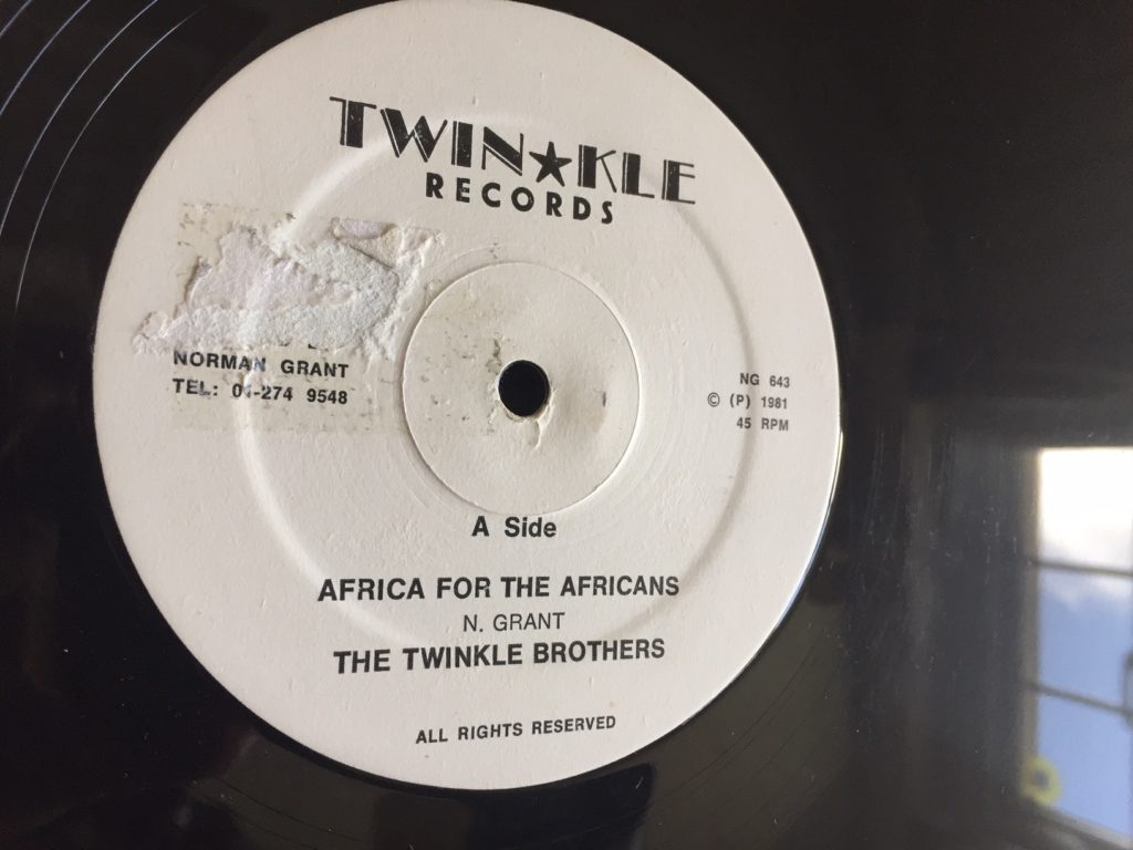 Twinkle Brothers - Africa For The Africans - 41 Rooms - show 71 (2)