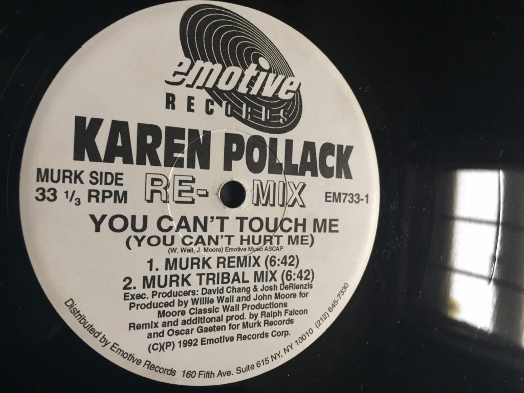 Karen Pollack - You Can't Touch Me - 41 Rooms - show 72