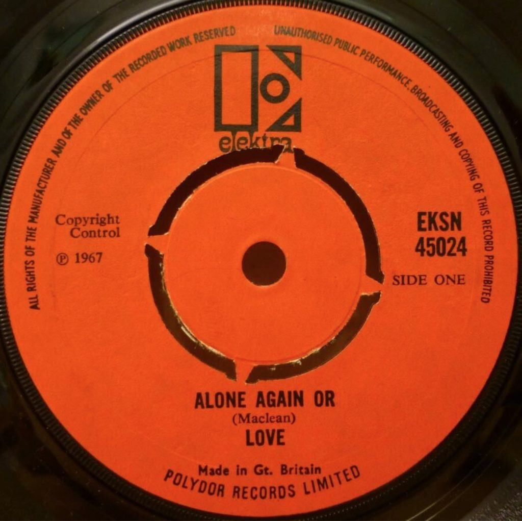 Love - Alone Again Or - 41 Rooms - show 72