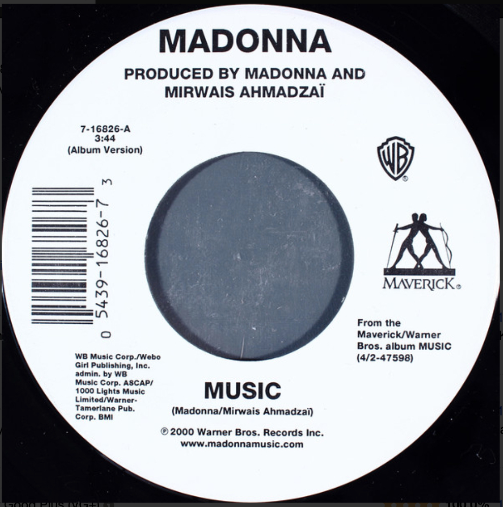 Madonna - Music - 41 Rooms - show 72