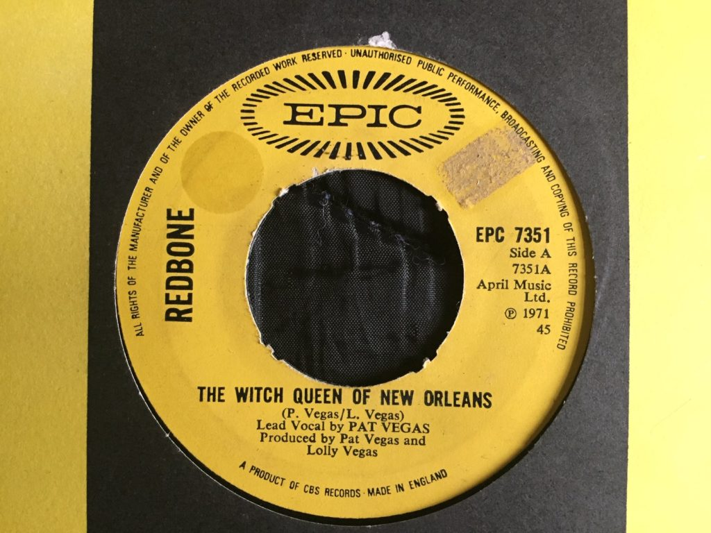 Redbone - Witch Queen Of New Orleans