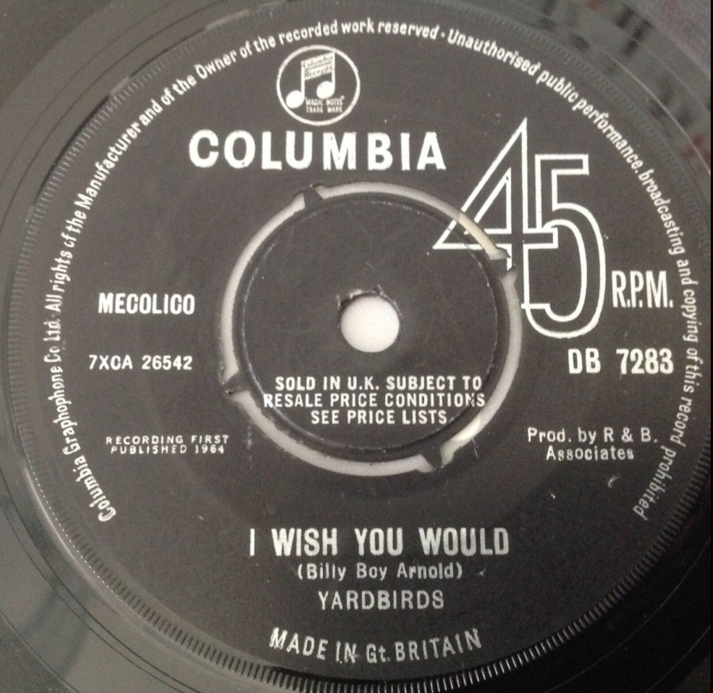 The Yardbirds - I Wish You Would - 41 Rooms - show 72