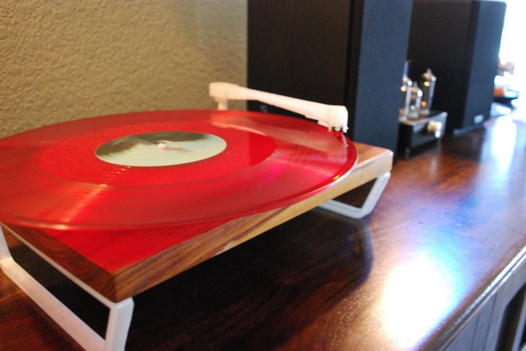 Open Source 3D Record Turntable - 41 Rooms - show 72