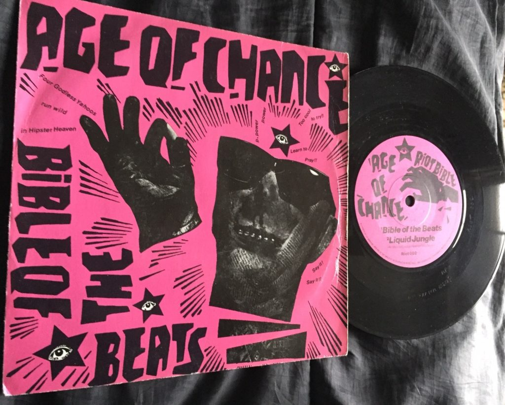 Age Of Chance - Bible Of The Beats - 41 Rooms - Show 74