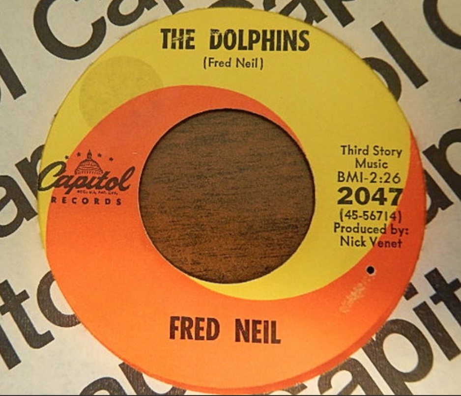 Fred Neil - The Dolphins - 41 Rooms - show 74