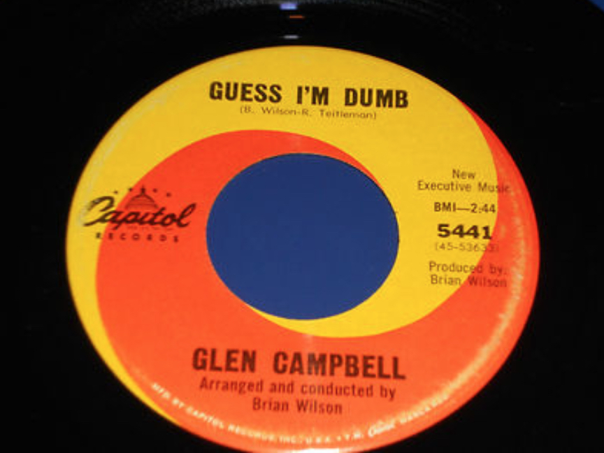 Glen Campbell - Guess I'm Dumb - 41 Rooms - show 73