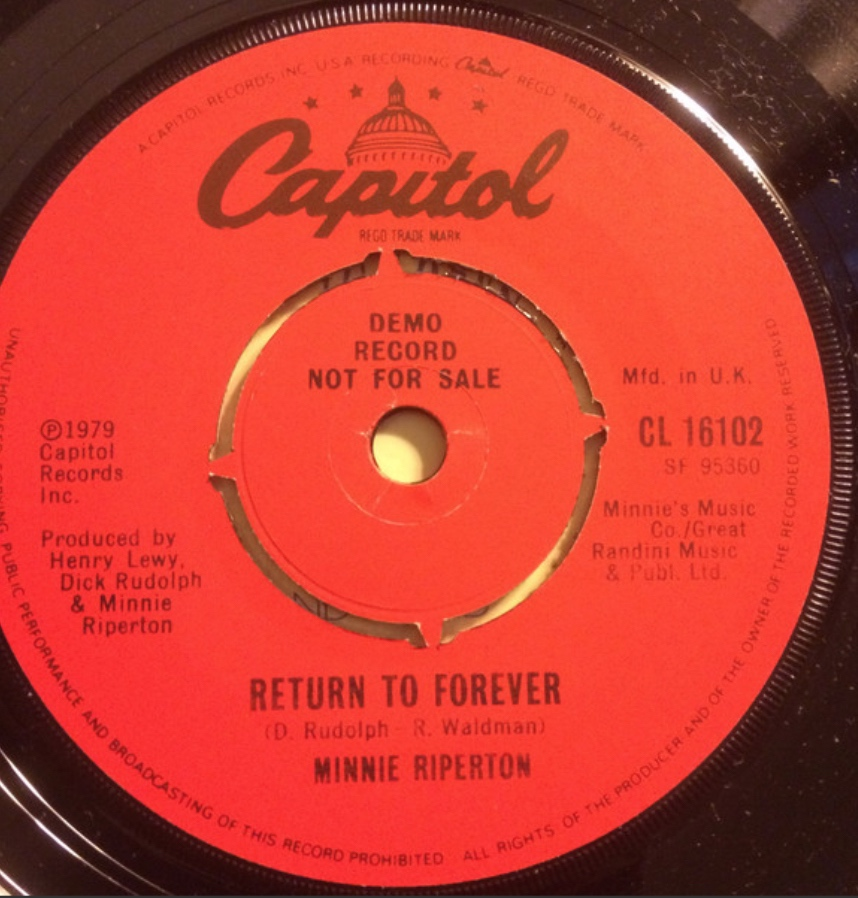Minnie Riperton - Return To Forever - Minnie Riperton - Return To Forever - 41 Rooms - show 74