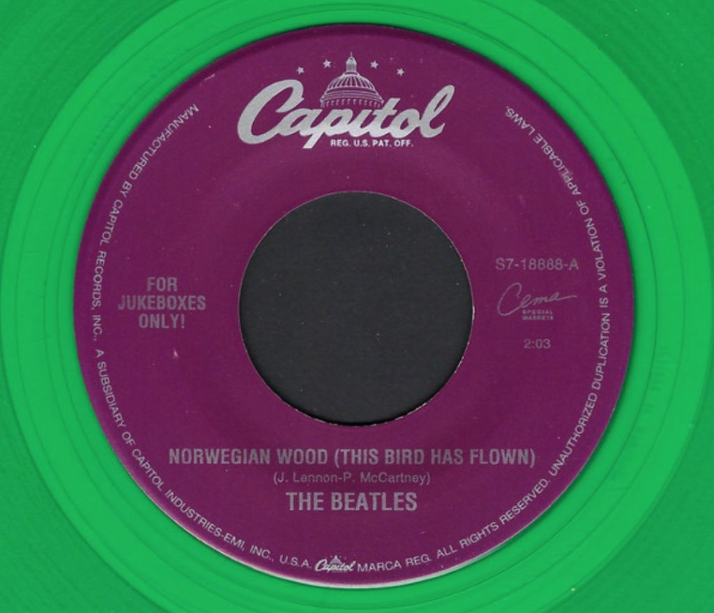 The Beatles - Norwegian Wood- 41 Rooms - show 74