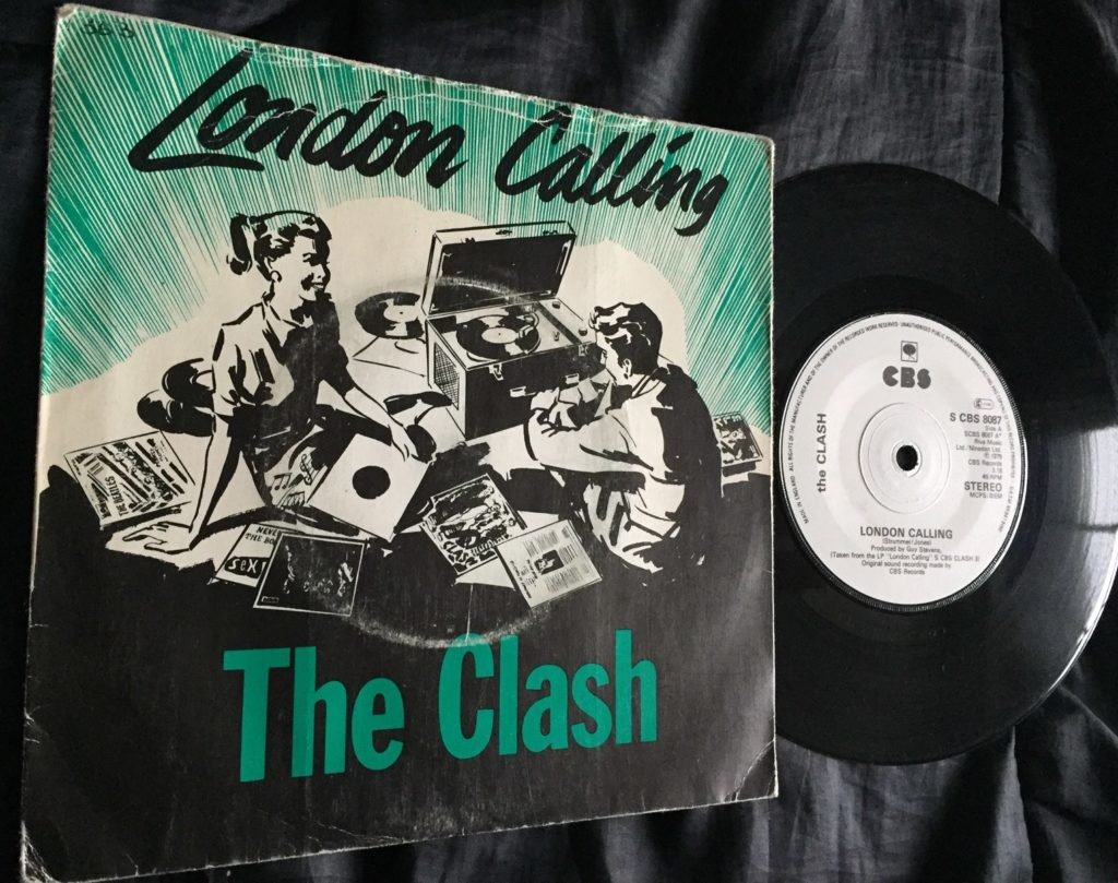 The Clash - London Calling - 41 Rooms - Show 74