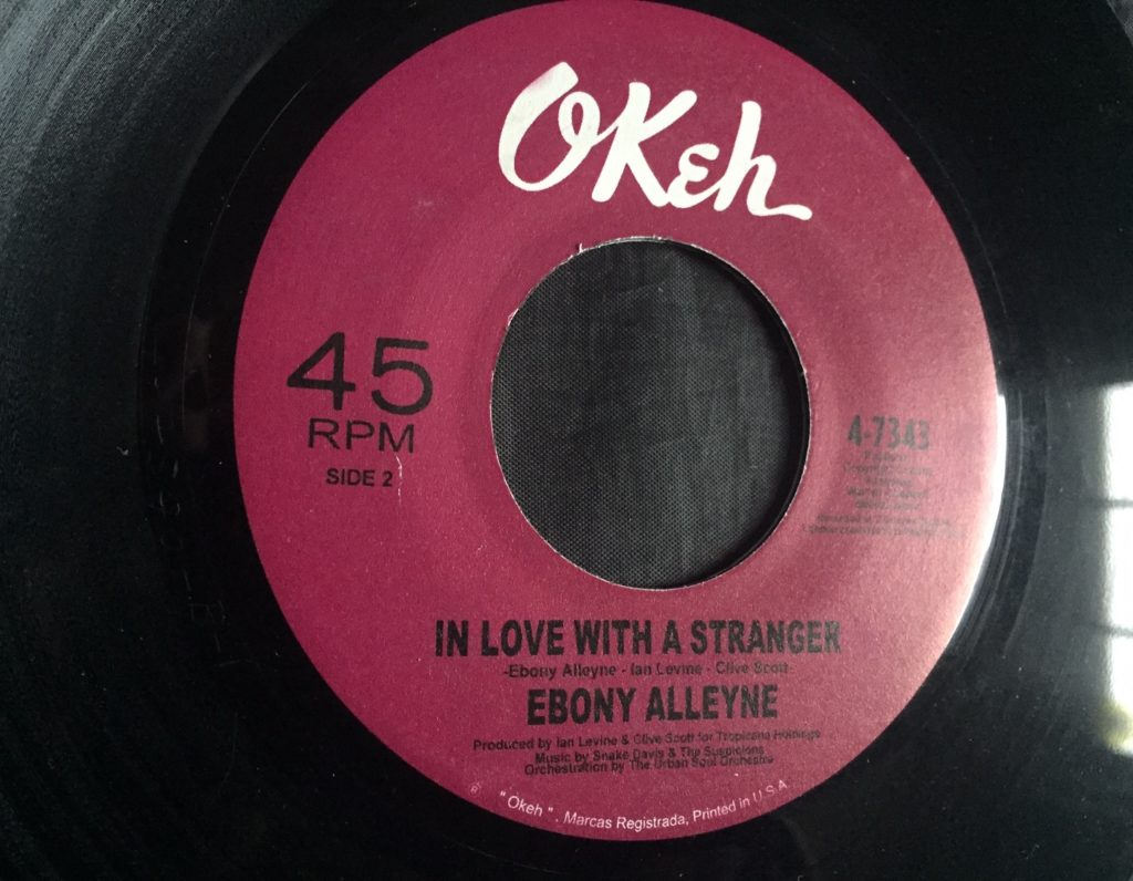Ebony Alleyne - In Love With A Stranger - 41 Rooms - show 75
