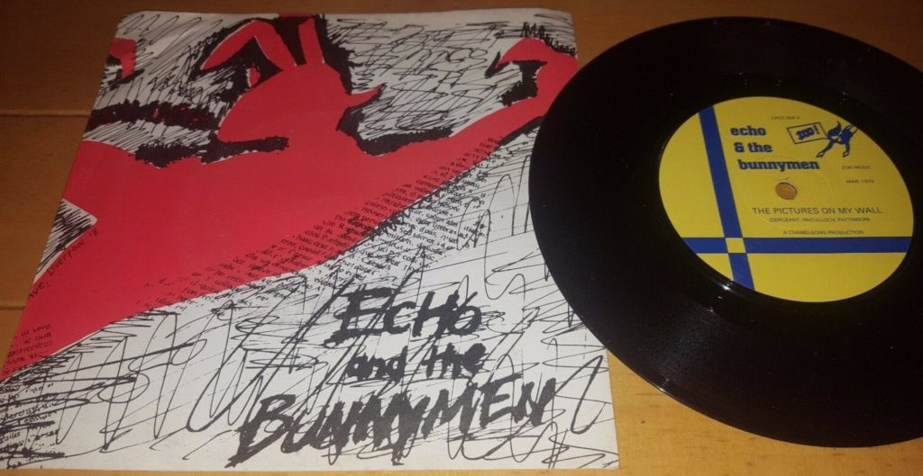 Echo and The Bunnymen - The Pictures On My Wall - 41 Rooms - show 75