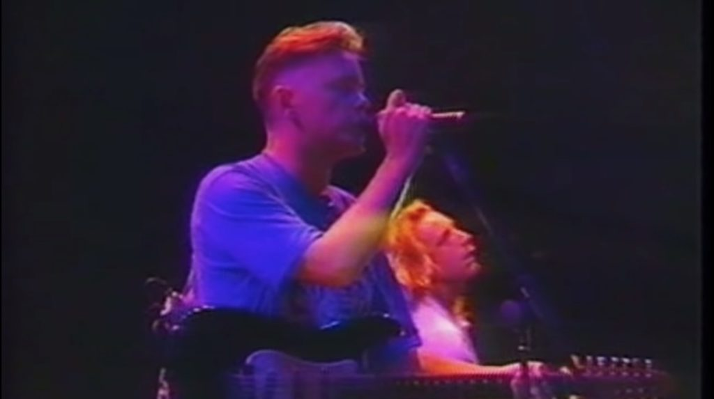 New Order - Dream Attack (live) 41 Rooms - show 75