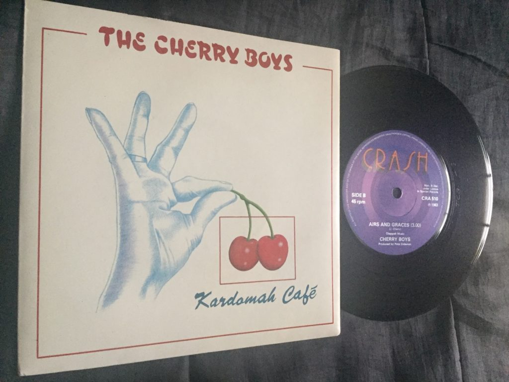 The Cherry Boys - Airs & Graces - 41 Rooms - show 75