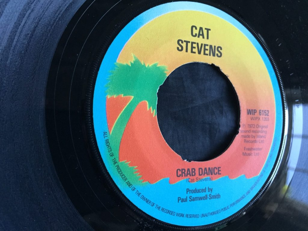 Cat Stevens - Crab Dance - 41 Rooms - show 76