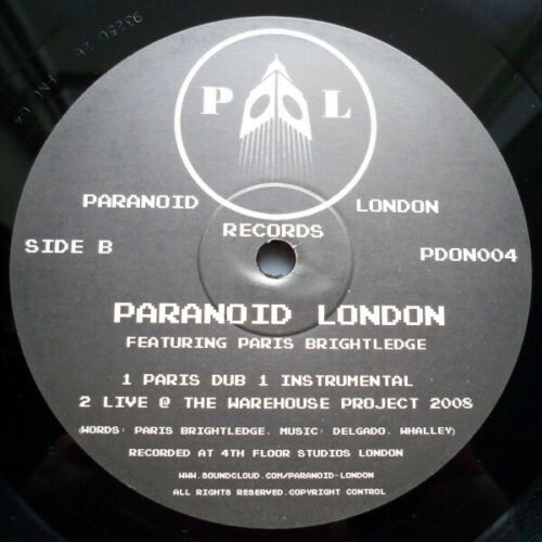 Paranoid London - Paris Dub 1 - 41 Rooms - show 76