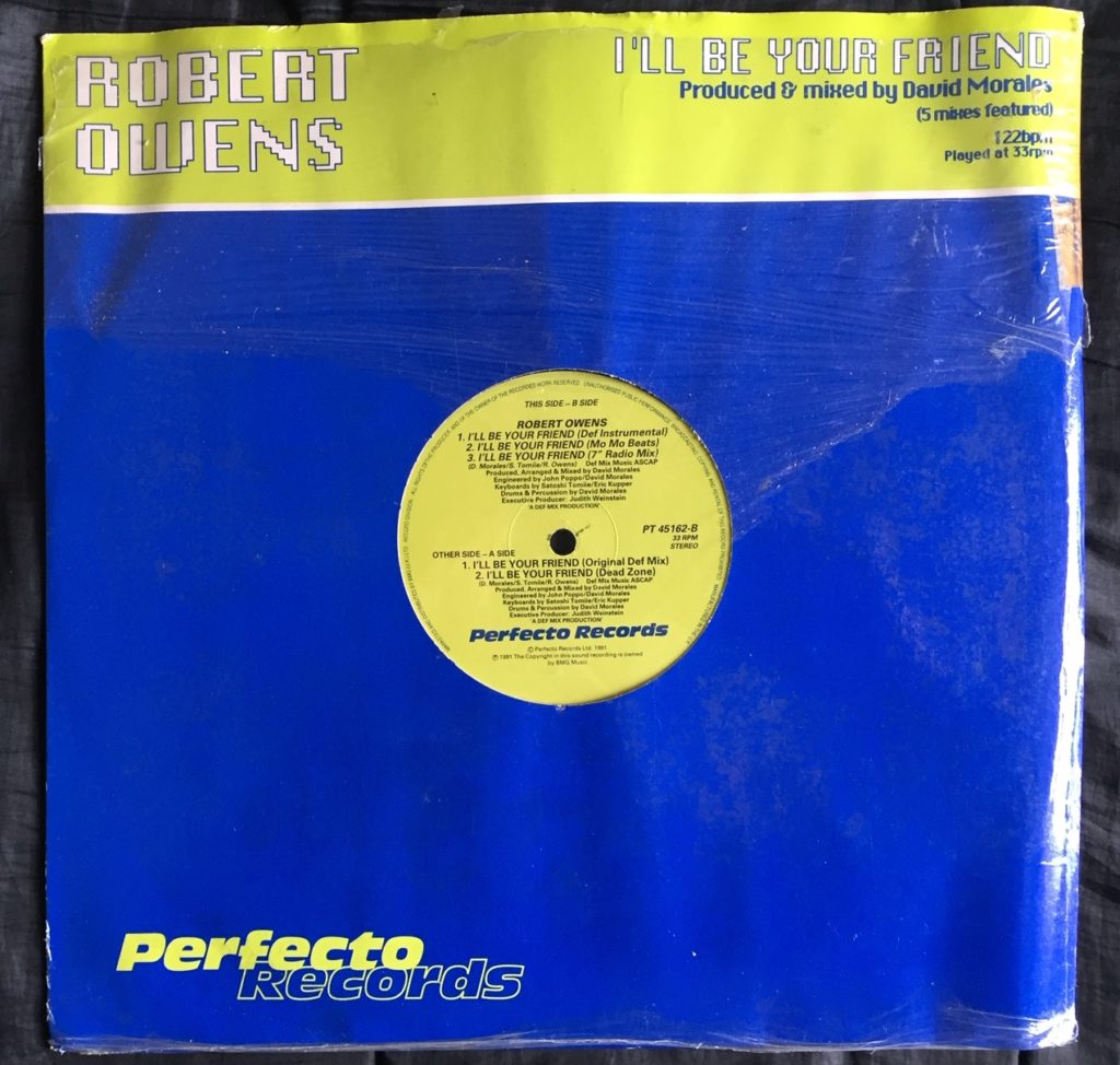 Robert Owens - I'll Be Your Friend (Original Def Mix) - 41 Rooms - show 77