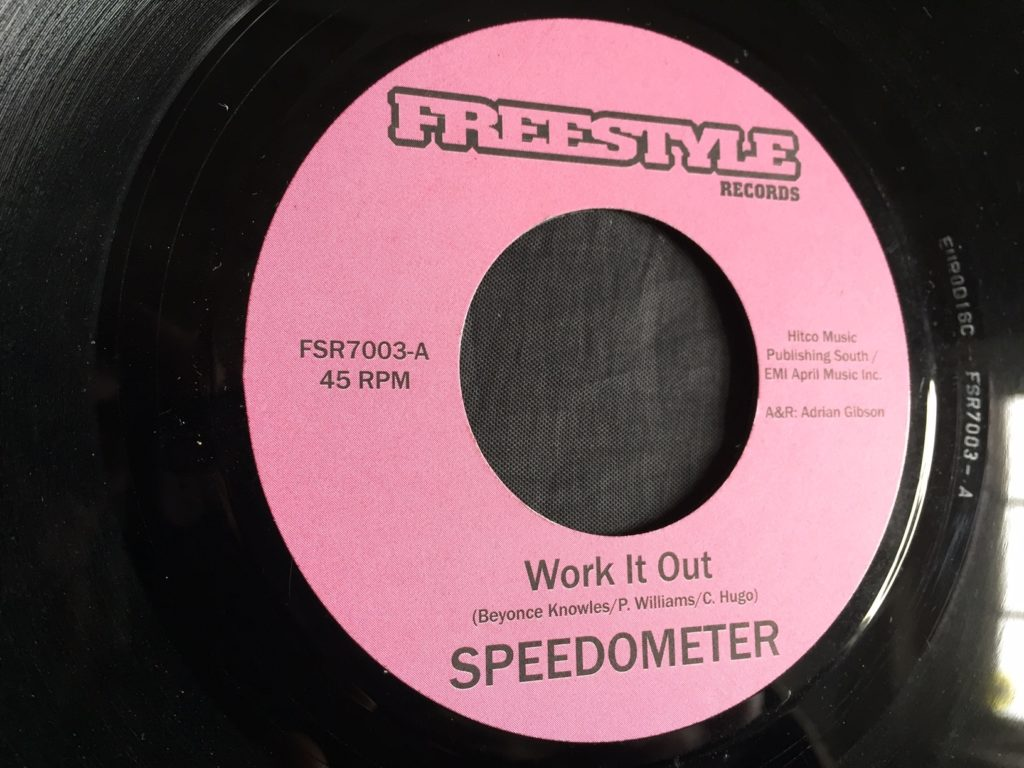 Speedometer - Work It Out - 41 Rooms - show 77