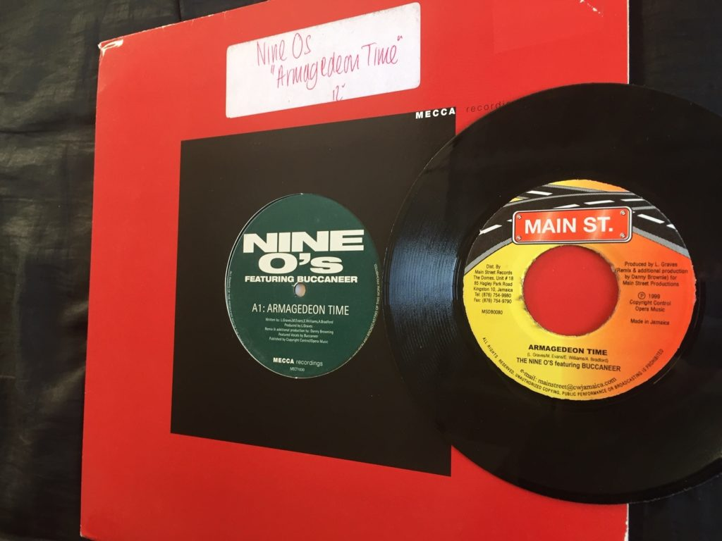 The Nine O's - Armegedeon Time - 41 Rooms - show 77
