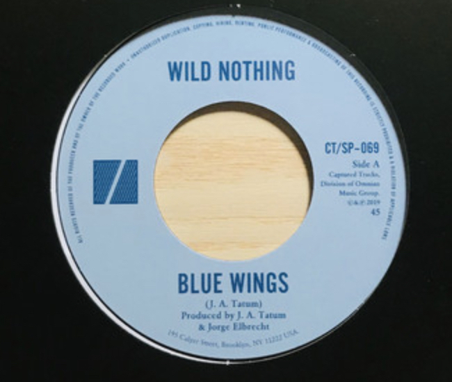 Wild Nothing - Blue Wings - 41 Rooms - show 77