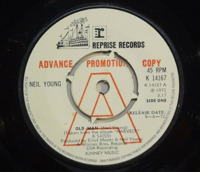 Neil Young - Old Man - 41 Rooms - show 78