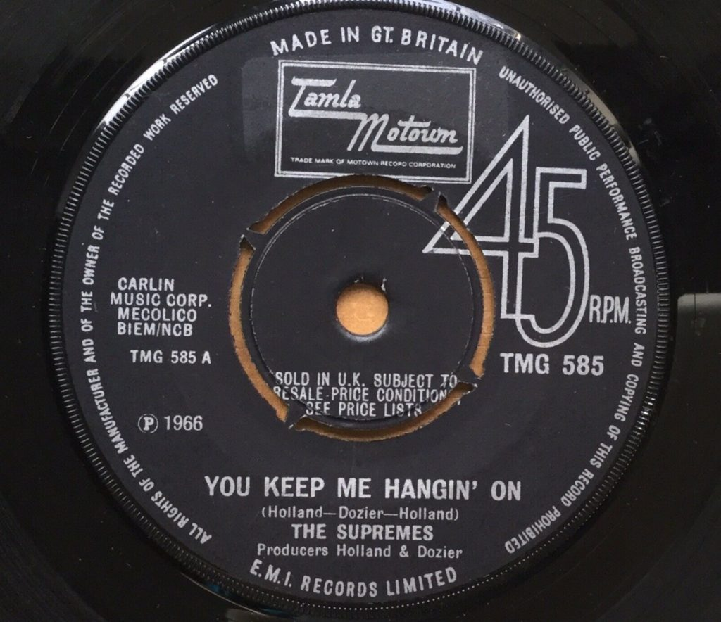 The Supremes - You Keep Me Hangin' On - 41 Rooms - show 78