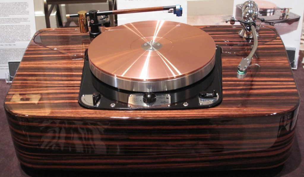 Artisan Fidelity Garrard 301 Statement turntable - 41 Rooms - show 79
