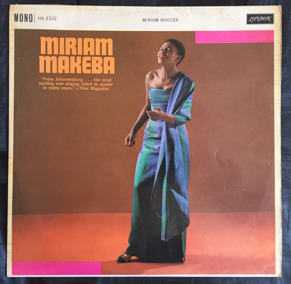 Miriam Makeba - Where Does It Lead? - 41 Rooms - show 79