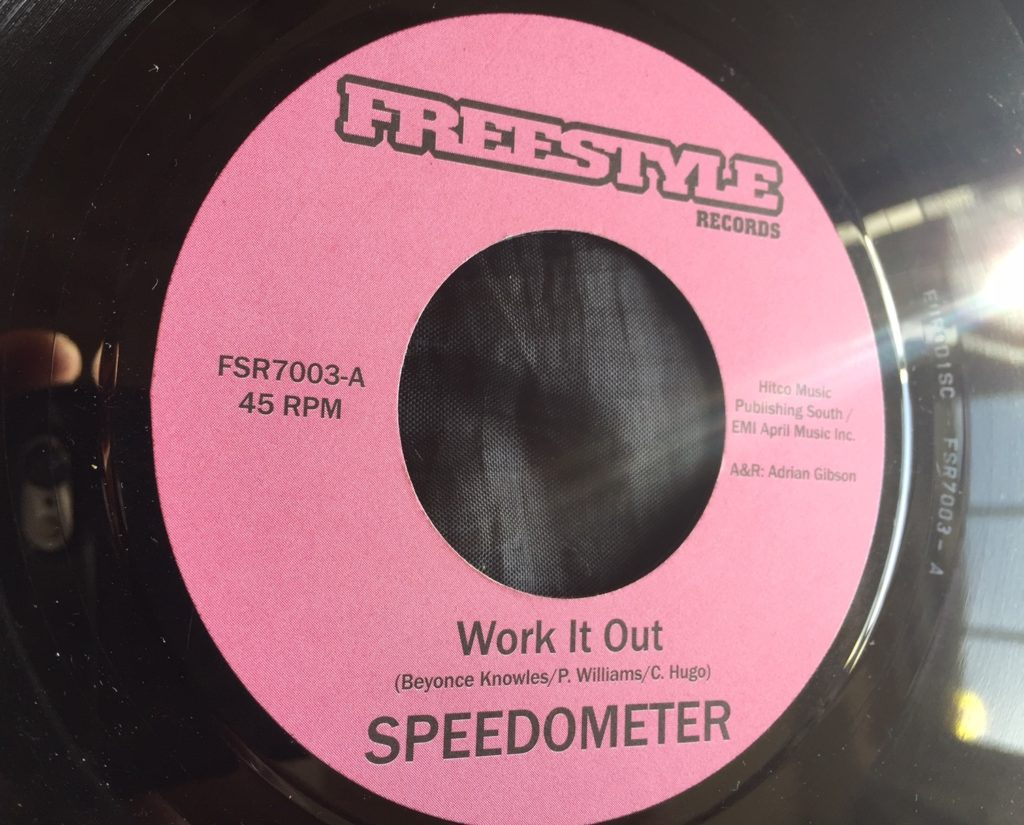 Speedometer - Work It Out - 41 Rooms - show 79