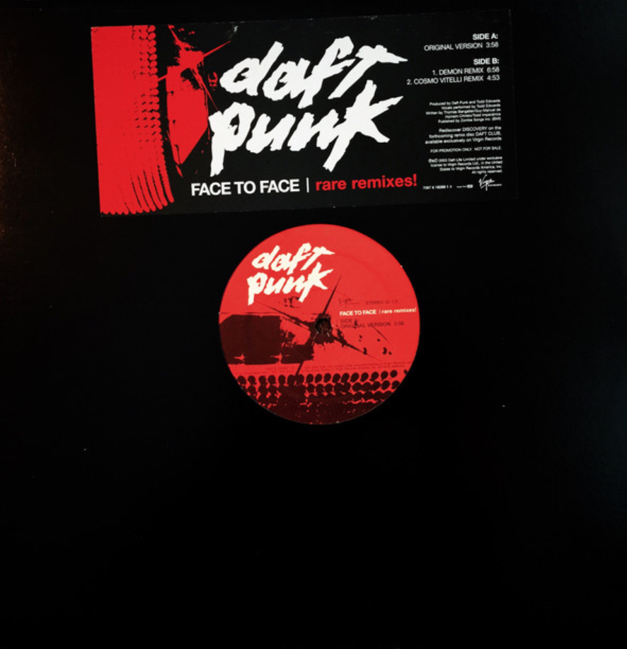 Daft Punk - Face To Face (Original Version) - 41 Rooms - show 81