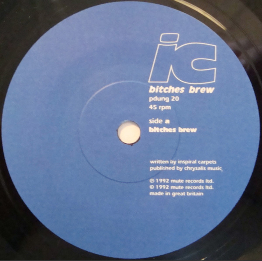Inspiral Carpets - Bitches Brew - 41 Rooms - show 81