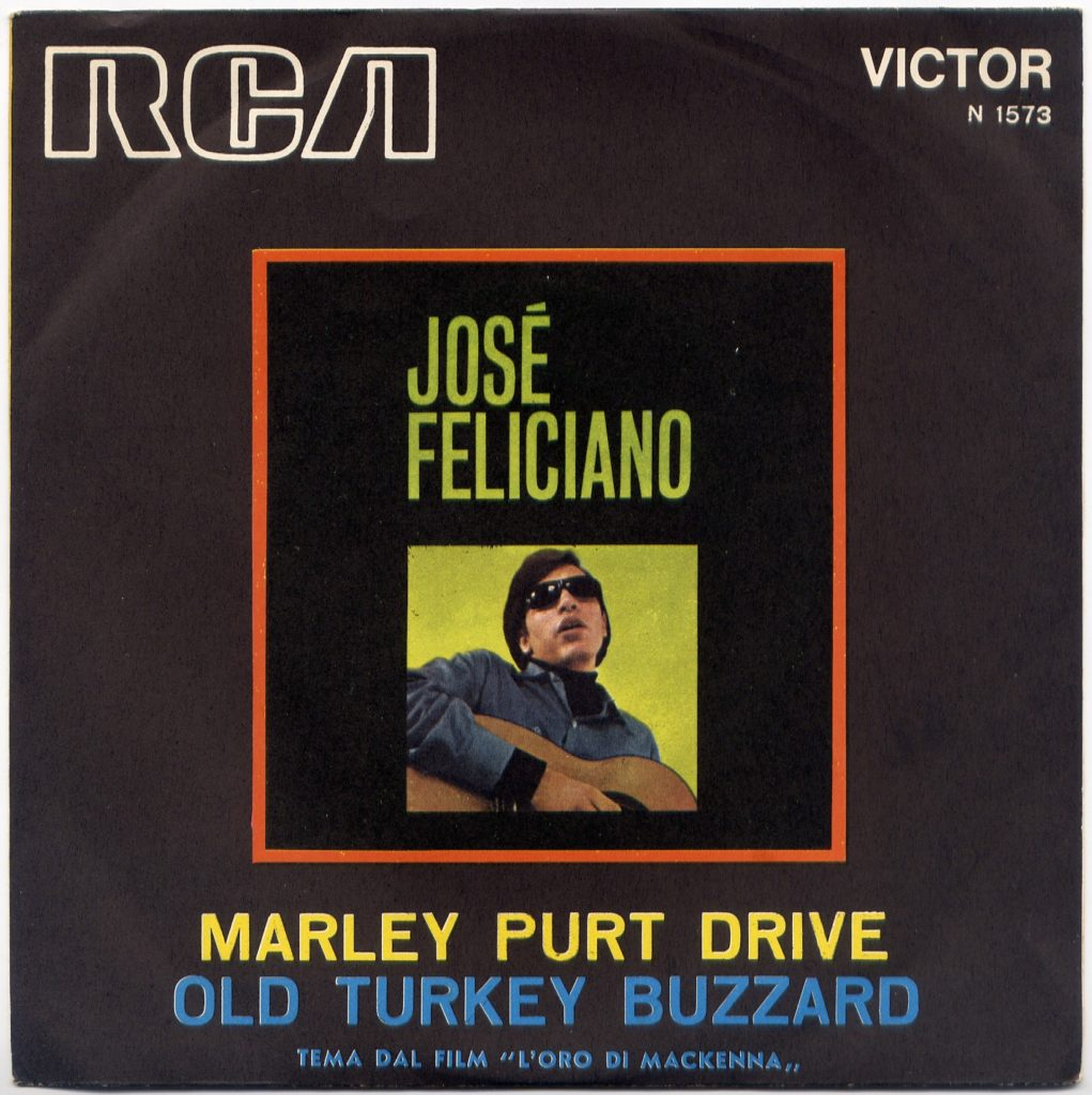 Jose Feliciano - Old Turkey Buzzard - 41 Rooms - show 82
