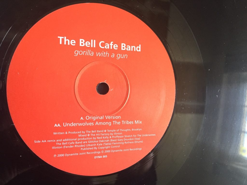 The Bell Cafe Band - Gorilla With A Gun (Underwolves Among The Tribes Mix) - 41 Rooms - show 82