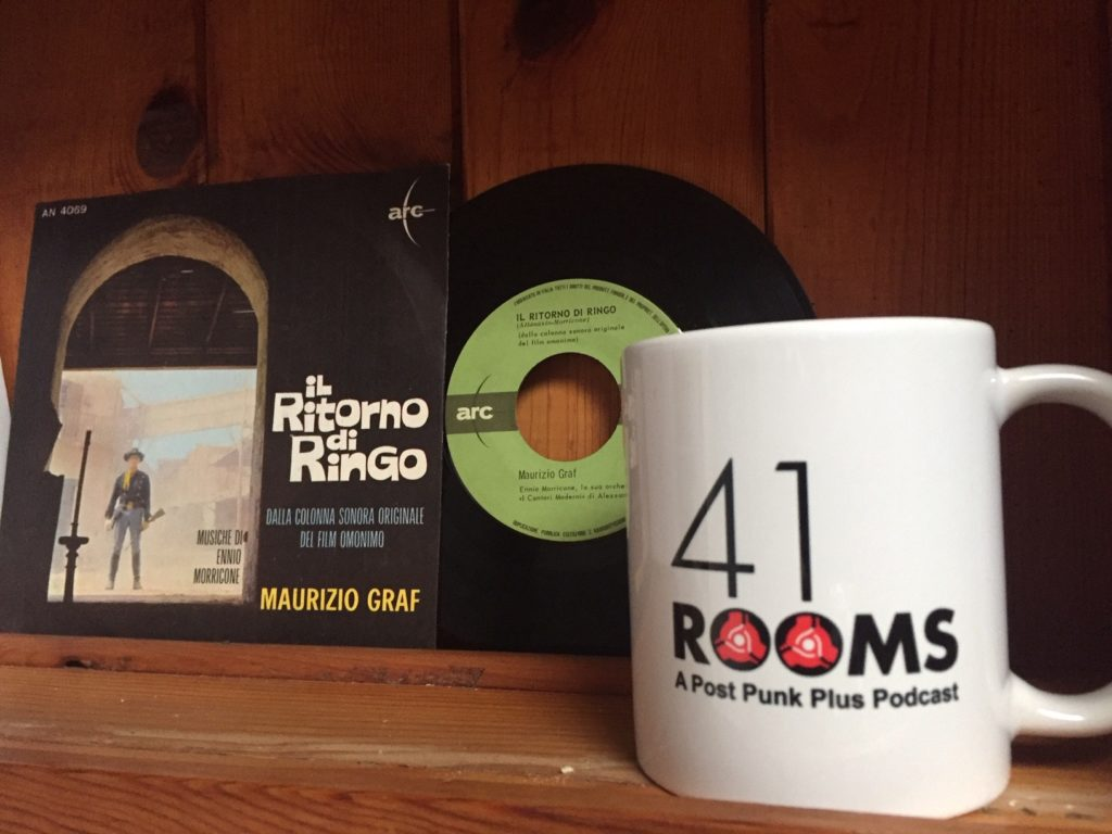 Maurizio Graf (feat Ennio Morricone) - The Return Of Ringo - 41 Rooms - show 82