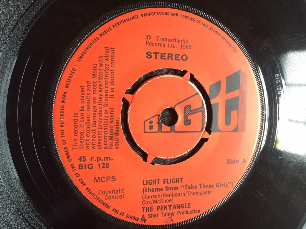 Pentangle - Light Flight - 41 Rooms - show 83