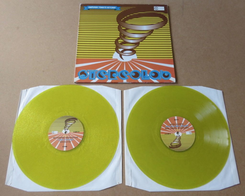 Stereolab - Les Yper Sound - 41 Rooms - Show 84