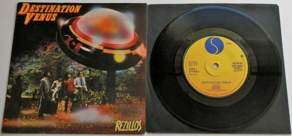 The Rezillos - Destination Venus - 41 Rooms - show 85